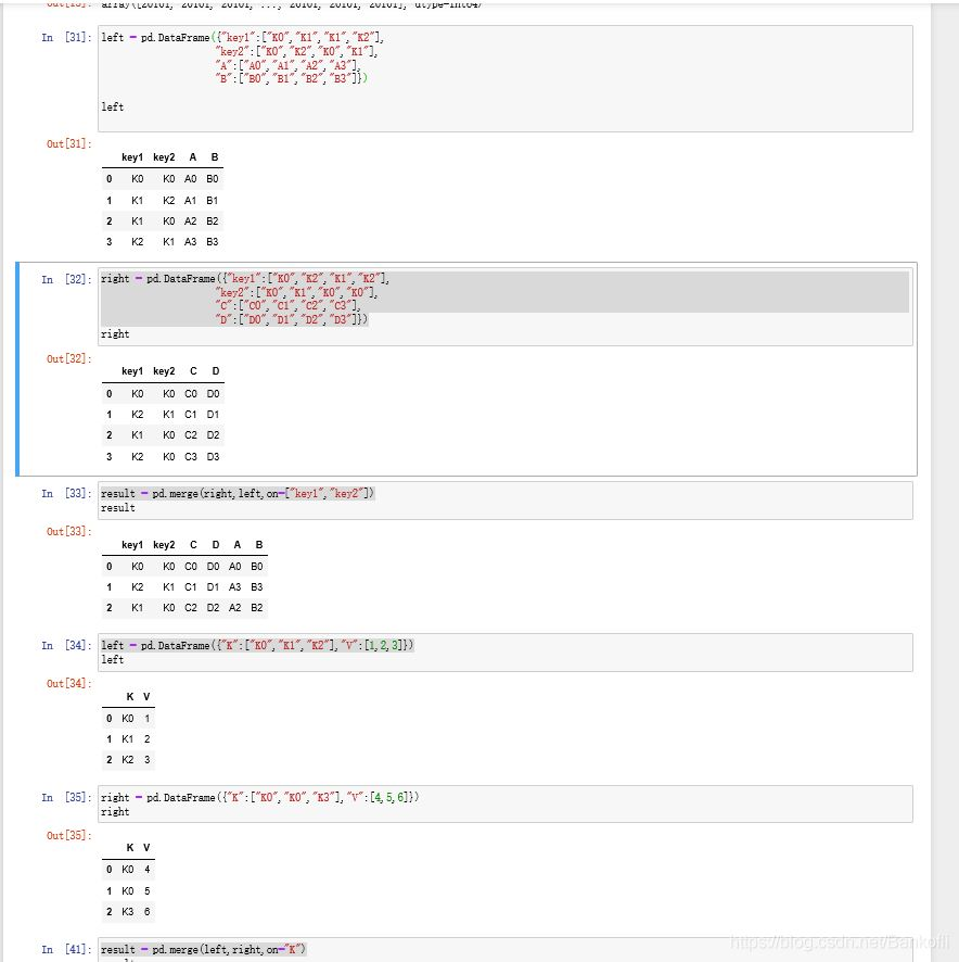 Implementation of pandas for Excel processing