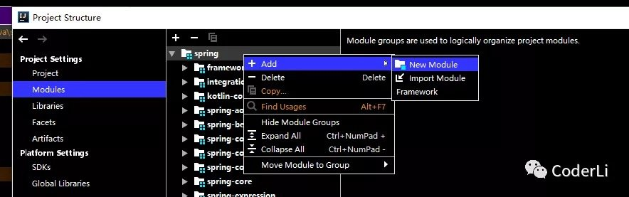 Compile spring 5.2.0 source code