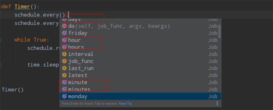 Several common methods of Python crawler scheduling tasks (recommended)