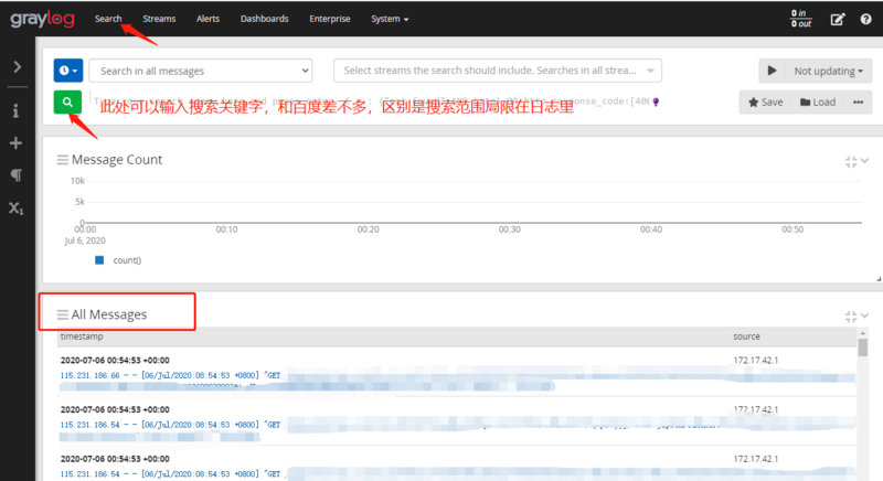 An introduction to graylog analysis system