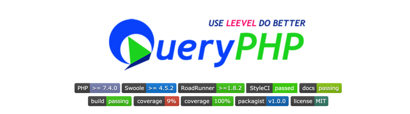 PHP framework queryphp 1.0 official version, four years grinding production available!