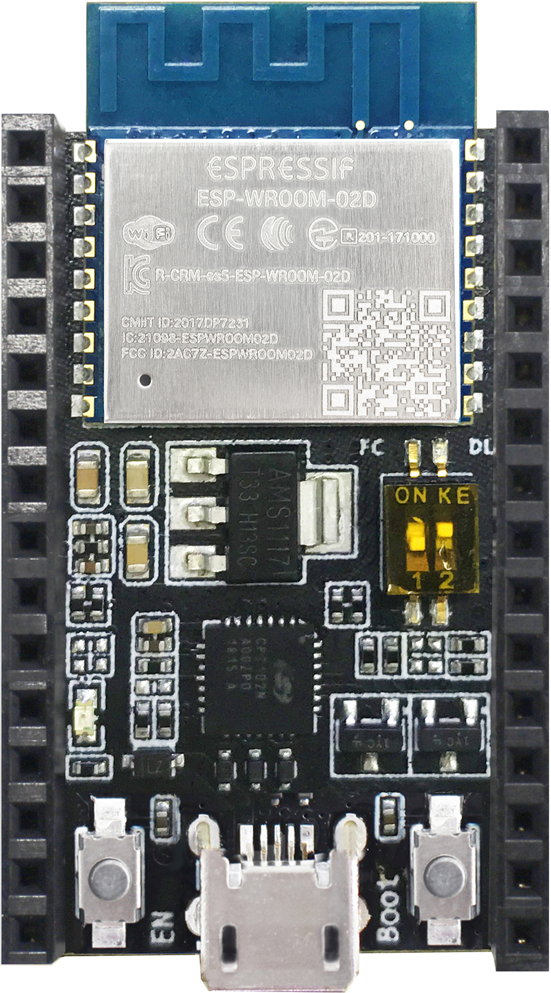 This article asks you to understand the ESP chip and development of Lexin Internet of things