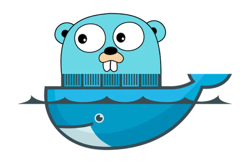 Using docker in go language project