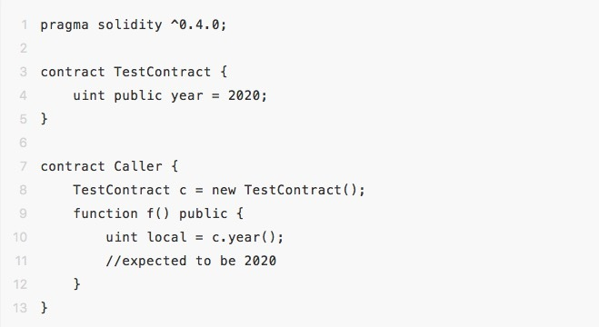 Advanced features of solidity in smart contract writing