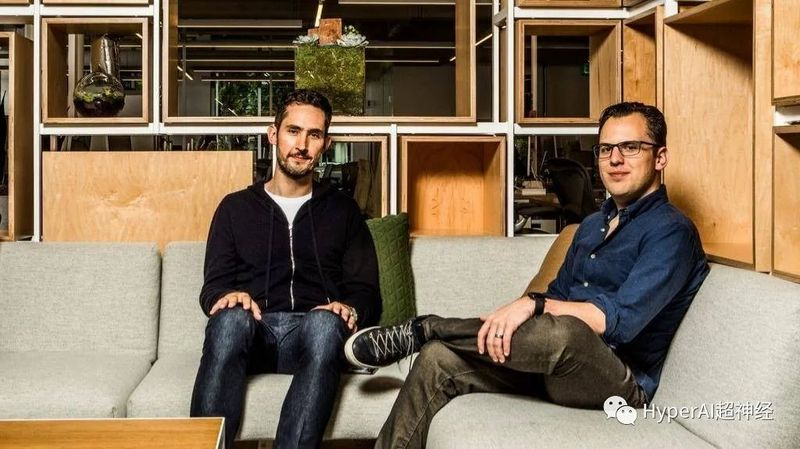 Two years after leaving FB, what happened to instagram's founders?
