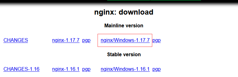 Windows-server-2012 installing nginx service starts automatically