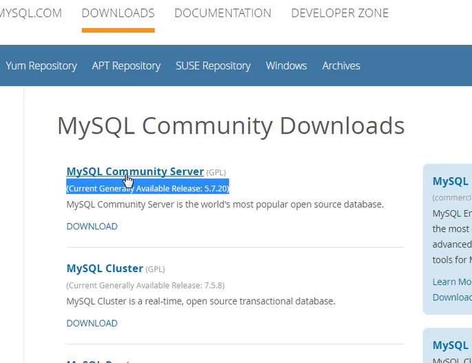 Issue 17 - what is MySQL database? It's enough to read this dry article!