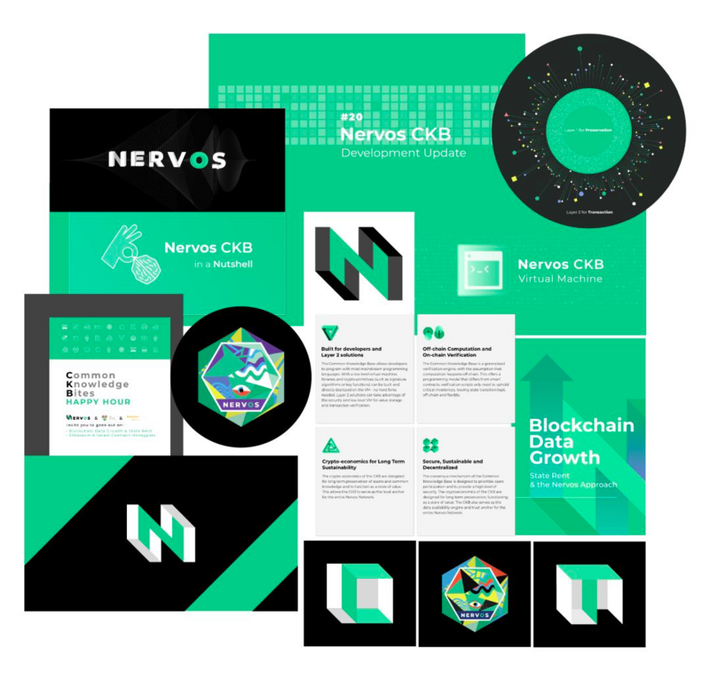The Story of Nervos'New Official Website and Logo