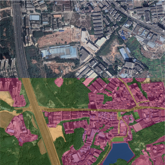 Remote sensing resources broadcast (Part 1): training land classification model with open source code