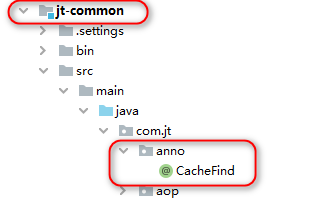 Redis cache implemented by AOP