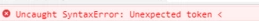 Vue package to nginx uncaught syntax error: unexpected token < problem solving