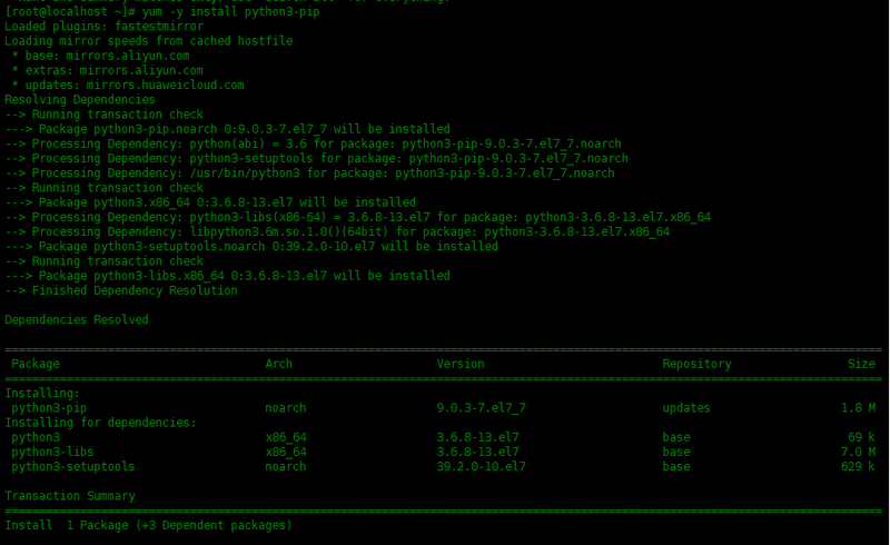 Use Speedtest cli to test your network speed