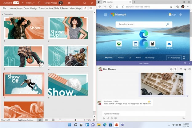 Microsoft officially released windows 11, which supports Android applications and is developer friendly