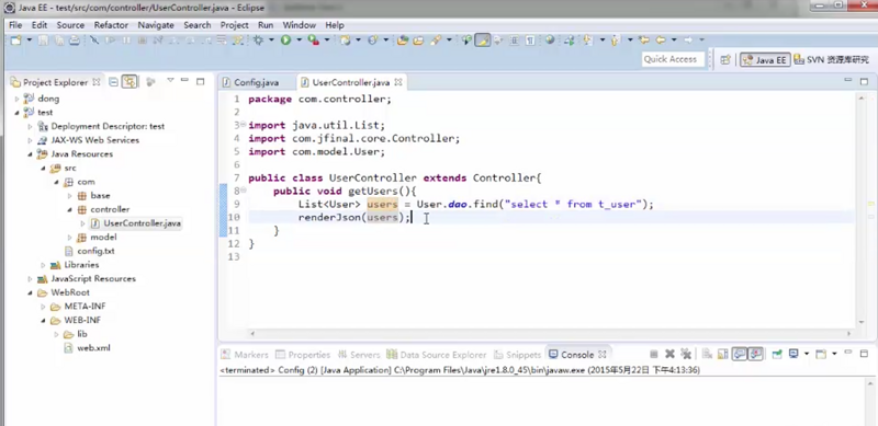 Geek college 9: angularjs