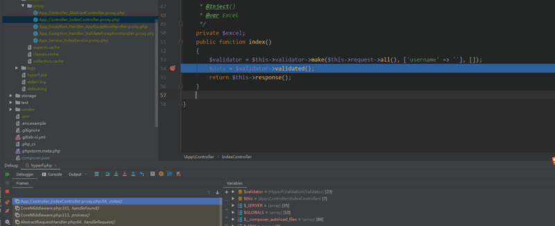 Phpstorm cooperates with yasd to debug projects in virtual machine