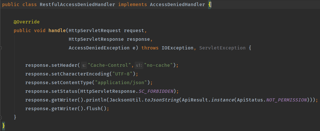 Analysis of spring Security + JWT authentication process