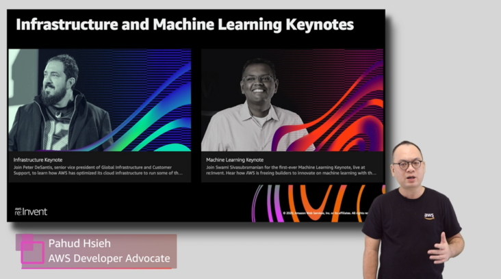 Re: invent heavy review | Amazon cloud technology reshapes the four highlights of machine learning and touches every AI worker!