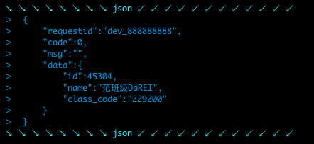 How to format and output JSON data to the console in Java