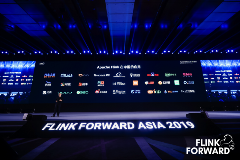 Flink forward Asia 2019: Alibaba announced the notice of Flink version 1.10 and the open source machine learning platform alink