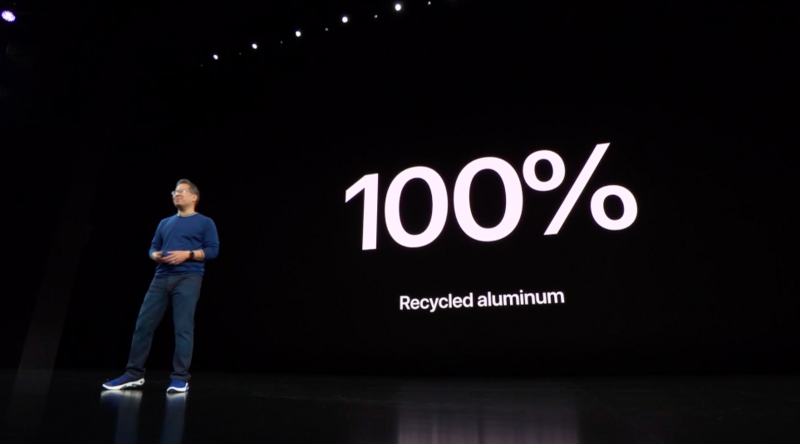 Real time synchronous update of Apple autumn conference in 2019