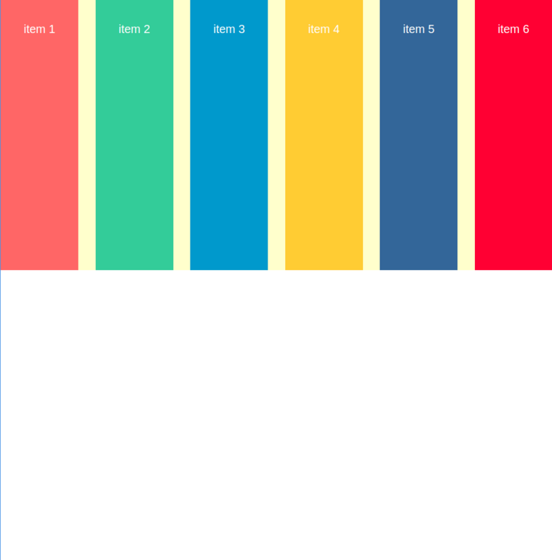 Let you understand flex layout and CSS in seconds