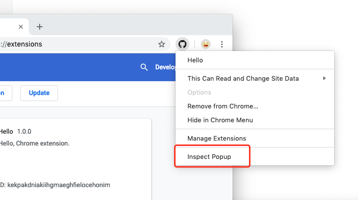 Write a Chrome Browser Plug-in with VueJS | Develop Paper
