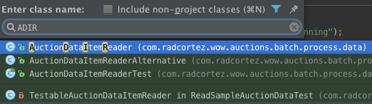 My favorite IntelliJ idea shortcut