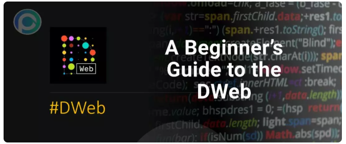 Understand dweb in one article