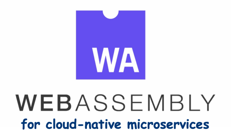 Why is the future of software services necessarily web assembly?