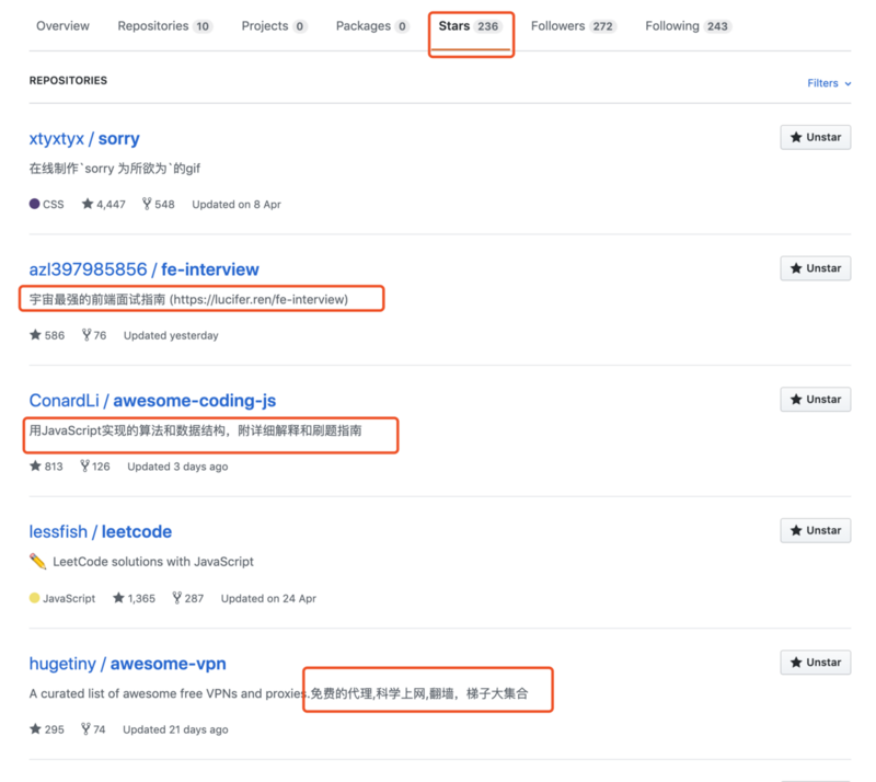 How to find excellent open source projects