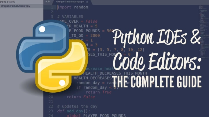 What editor is better for beginners to learn Python?