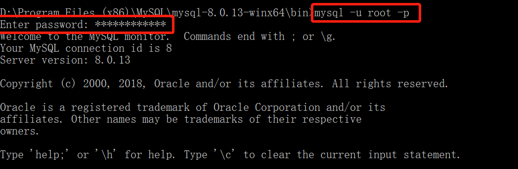 MySQL 8 0 13 Download Installation Tutorial Pictures and