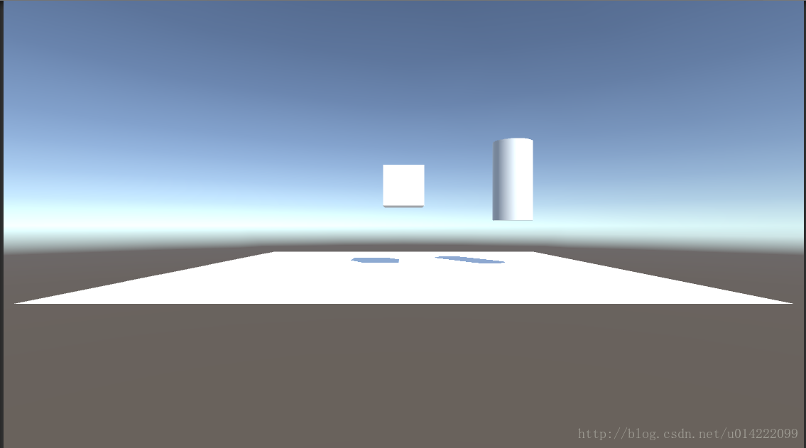 Unity Realizes Special Effect of Rotating and Twisting