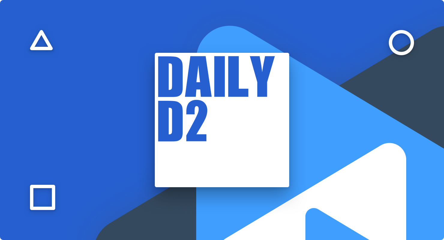 D2 Daily March 11, 2019 | Develop Paper