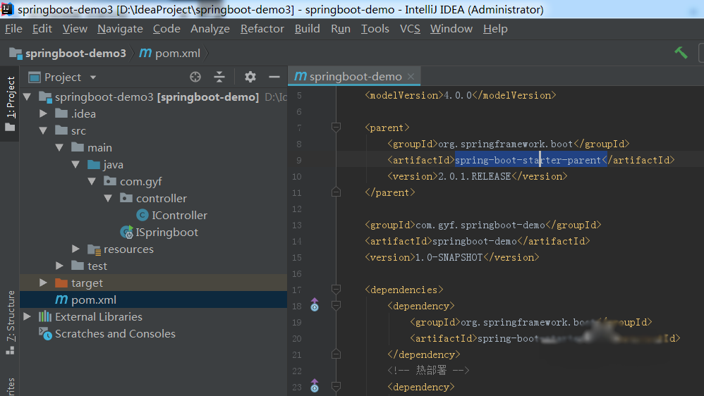 SpringBoot project integration relies on Mybatis steps | Develop Paper