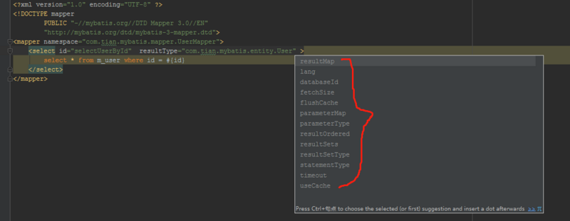 XML and annotation mapping in mybatis, so easy