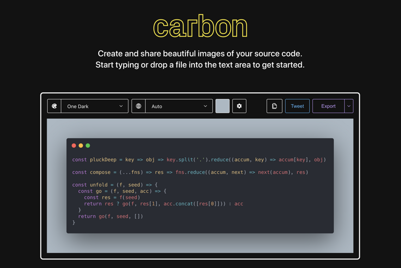Six great ways to show code