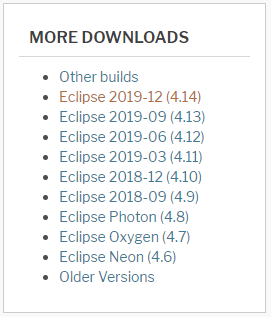 Eclipse installation introduction