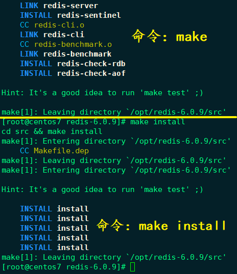 [1W words + dry goods] Chapter 1, basics: let your redis no longer just install from scratch to uninstall (Linux Environment)