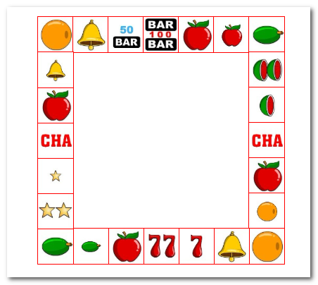 From scratch, hand in hand teach you to use native JS + CSS3 to realize the fruit machine game
