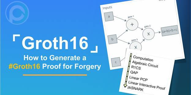 How to use groth16's loopholes to forge certificates