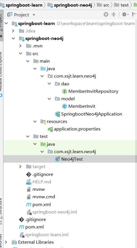 Springboot + neo4j in social e-commerce, tell how you are bound to offline