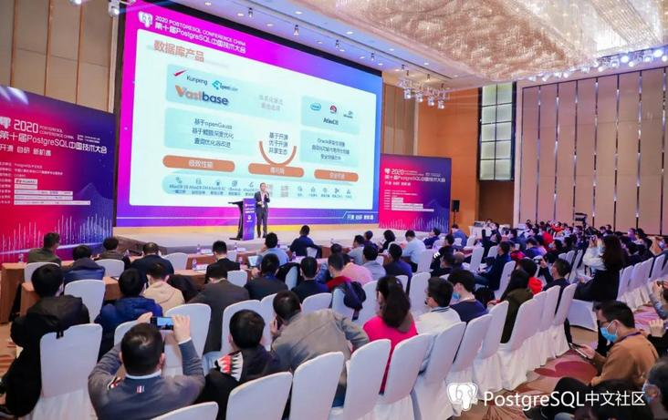 Cui Kai, head of Runhe big data, attended PostgreSQL China Technology Conference