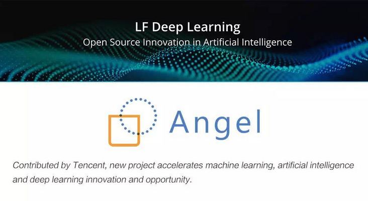 Tencent angel appeared in VLDB and announced to join lf deep learning foundation with new angel 2.0