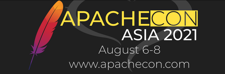 The first apachecon online conference for the Asia Pacific time zone apachecon Asia 2021 is coming! Speech collection