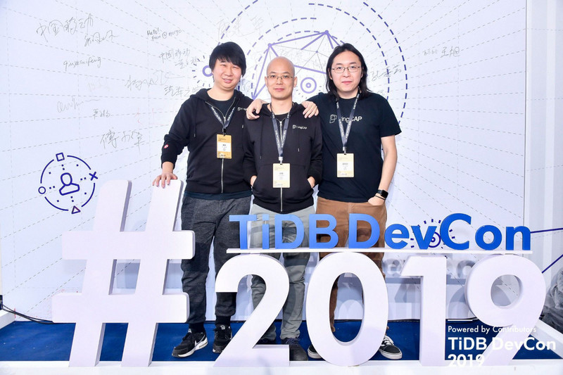 [exclusive for science and technology creators] pingcap Huang Dongxu: want to tell Turing what the world looks like now