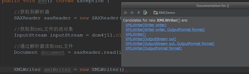 XML is that simple