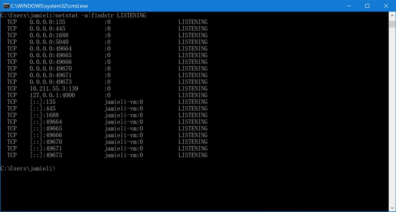 Play WSL - Replace Win10's native file sharing with Samba services
