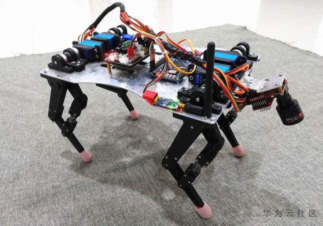 DIY, the most powerful DIY in history, handmade a talking robot dog
