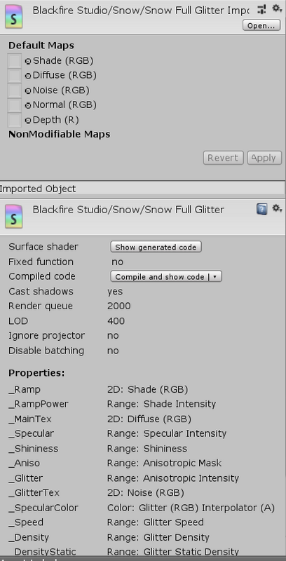 Unity 3D Shader Runtime State and Rendering Mode | Develop Paper